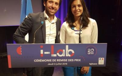 BPI – Lauréat iLab 2018