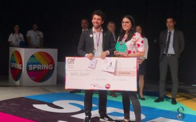 Paris Saclay Spring – prix du pitch contest
